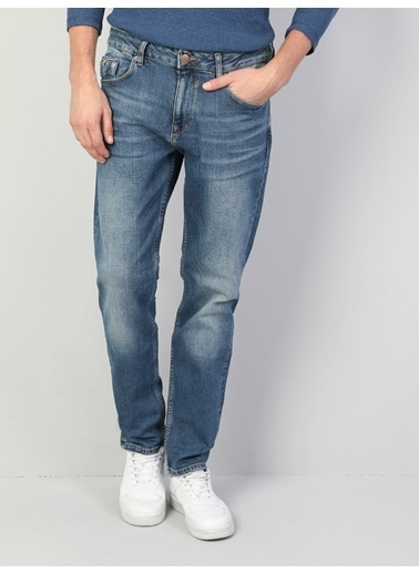 Colin's Colin'S 067 Jack Normal Kesim Erkek Denim Pantolon İndigo
